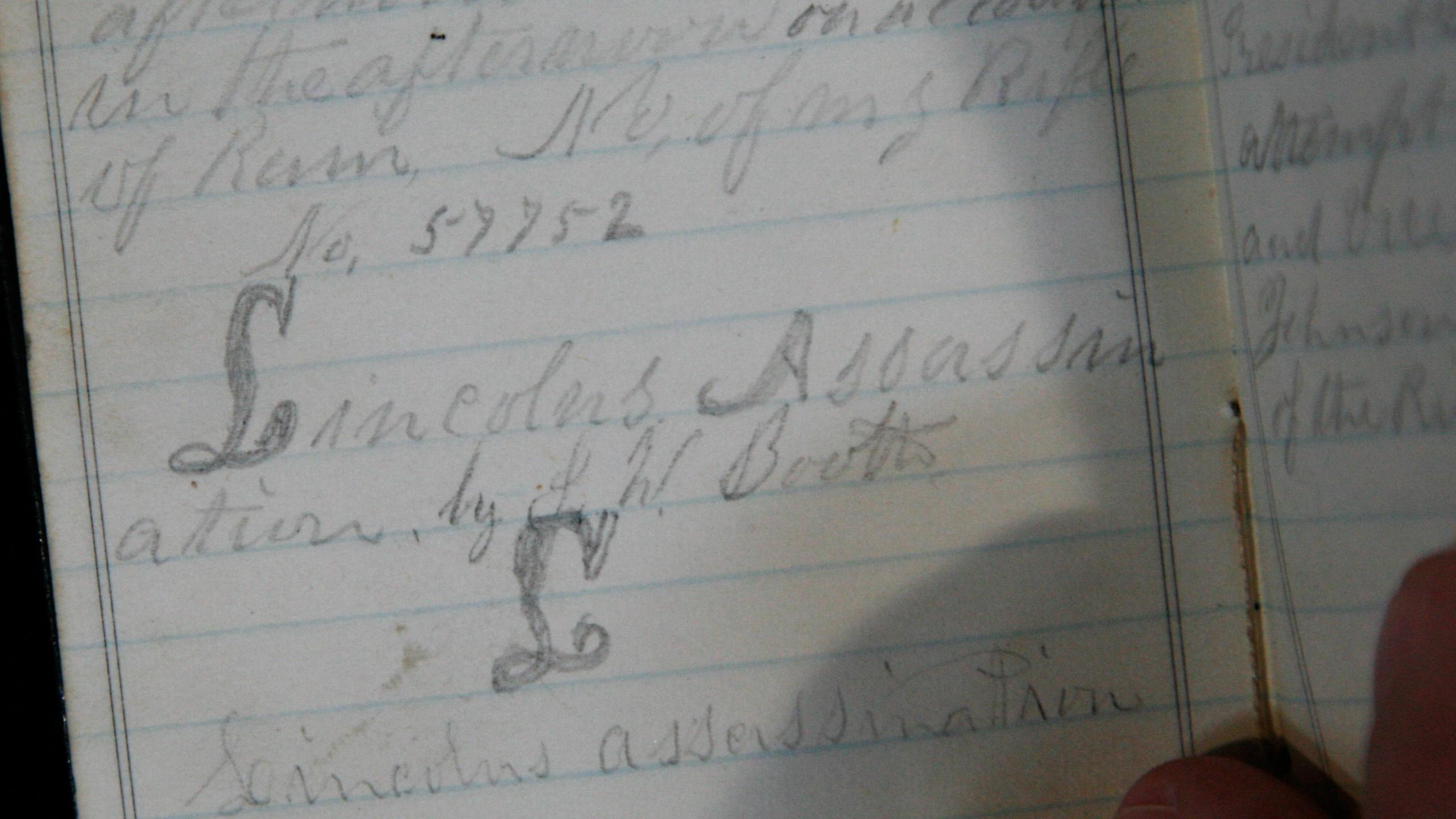 Appraisal: 1865 Civil War Prison Guard Diary