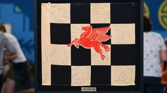 S21 Ep4: Appraisal: 1958 Signed Indianapolis 500 Racing Flag