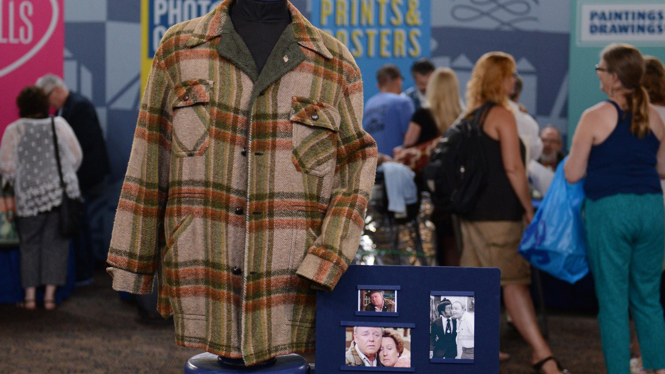 Appraisal: Carroll O'Connor's Archie Bunker Coat, ca. 1970