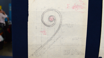 Appraisal: 1970 Robert Smithson Spiral Jetty Plans