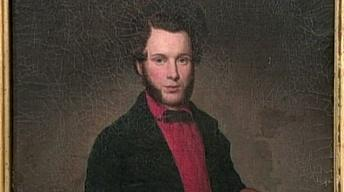 Appraisal: 1852 J. W. Herring Painting