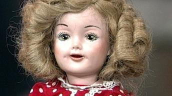 Appraisal: Reproduction Shirley Temple Doll
