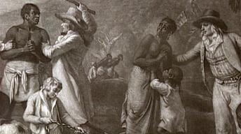 "S16 Ep23: Appraisal: 1791 J.R. Smith ""Slave Trade"" Print"