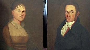 Appraisal: 1813 Zedekiah Belknap Portraits