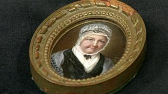 S16 Ep26: Appraisal: 1823 Anna Peale Miniature Painting
