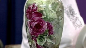 Appraisal: Lenox Belleek Vase, ca. 1900