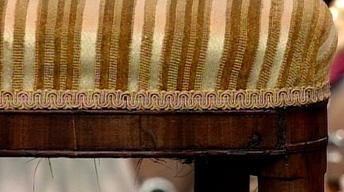 Appraisal: Federal Mahogany Side Chair