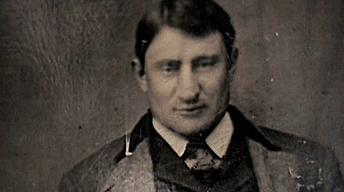Appraisal: Honus Wagner Tintype, ca. 1890
