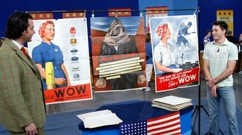 Appraisal: World War II Propaganda Posters