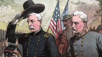 Appraisal: 1885 Civil War Reunion Posters