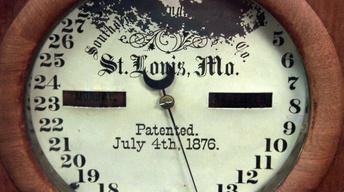 Appraisal: Southern Calendar Clock, ca. 1870