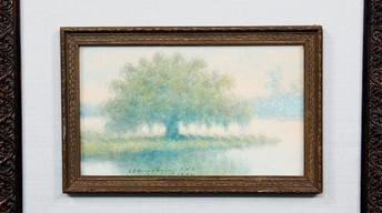Appraisal: 1932 Alexander John Drysdale Oil Painting