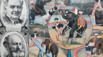 S12 Ep1: Appraisal: Barnum & Bailey Circus Poster, ca. 1896