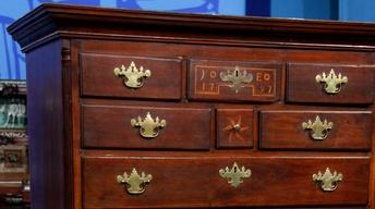S16 Ep20: Appraisal: 1797 Chester County Marriage Chest