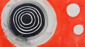 "Appraisal: 1967 Alexander Calder ""Concentric"""
