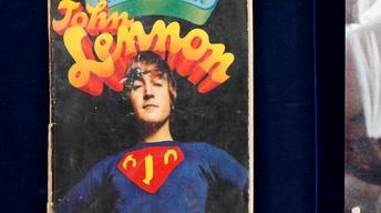 Appraisal: Signed John Lennon Book, ca. 1965