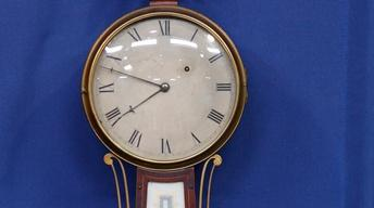 Appraisal: Simon Willard Banjo Clock, ca. 1805