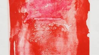 Appraisal: 1983 Helen Frankenthaler Color Lithograph