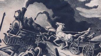 Appraisal: 1944 Thomas Hart Benton Lithograph