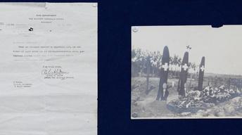 Appraisal: WWI Air Corps Archive