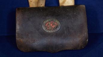 Appraisal: Revolutionary War British Cartridge Box, ca. 1776