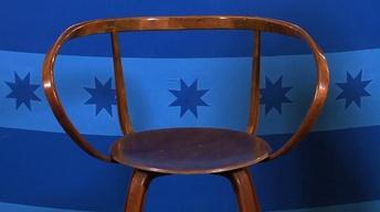 Web-Exclusive Appraisal: Pretzel Chair