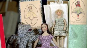 Web Appraisal: Dorothy Heizer Dolls