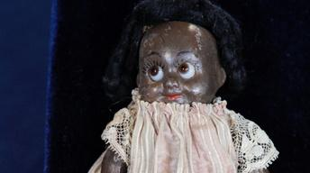 Appraisal: Black Googly-Eyed Doll, ca. 1911