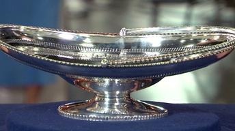 S17: Web Appraisal: American Silver Bread Basket, ca. 1850