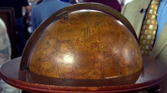 Appraisal: Pair of Loring Globes, ca. 1850