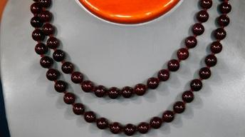 Appraisal: Costume Beaded Necklace