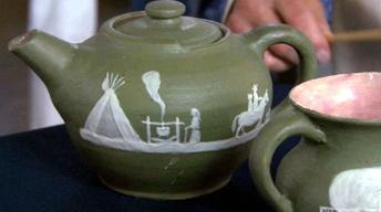 Appraisal: Pisgah Forest Pottery, ca. 1950