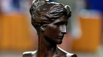 Appraisal: 1908 Augustus Saint-Gaudens Bronze