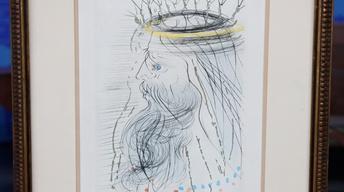 Appraisal: 1971 Salvador Dali Etching