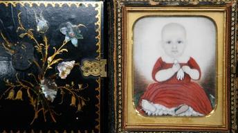S12 Ep11: Appraisal: Folk Miniature Portrait, ca. 1830