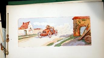 S12 Ep11: Appraisal: 1910 Ernest Montaut Automobile Racing P