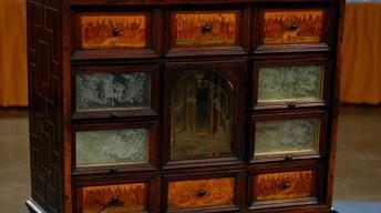 Appraisal: Italian Curio Cabinet, ca. 1680