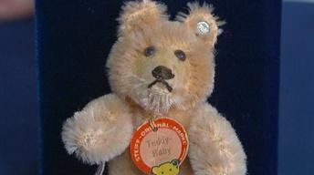 "Appraisal: U.S. Zone Germany ""Teddy Baby"""