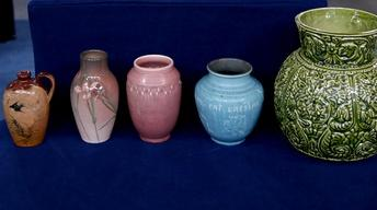 Appraisal: Rookwood Pottery Collection