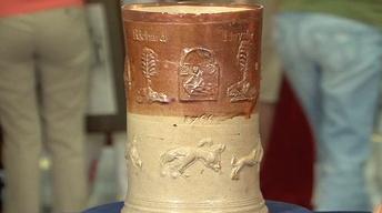 Web Appraisal: English Salt Glazed Tankard, ca. 1766