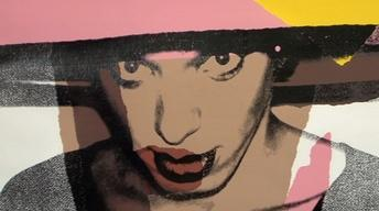 "Web Appraisal: Warhol Screenprint, ""Ladies and Gentlemen"""