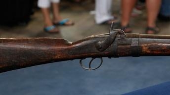 Appraisal: Japanese Rampart Gun, ca. 1850
