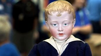 "Web Appraisal: 1915 S&H Doll, ""Little Duke"""
