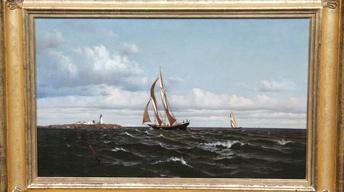 S17 Ep16: Appraisal: 1874 Francis A. Silva Oil