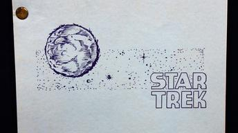 Appraisal: Star Trek Treatment & Script, ca. 1964