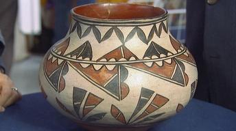 Appraisal: San Ildefonso Pottery Olla, ca. 1915