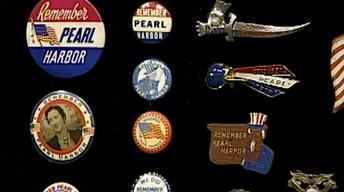 Appraisal: Pearl Harbor Buttons, ca. 1941