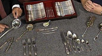 Appraisal: Silver Service, ca. 1879