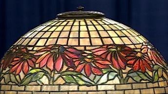 Appraisal: Tiffany Studios Lamp, ca. 1909
