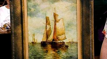 Appraisal: 19th C. Paul Jean Clays Oil